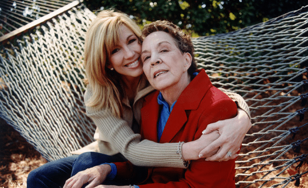 Accepting the Challenge Leeza Gibbons Lends a Hand and Voice to Caregivers