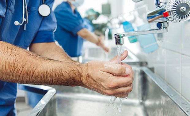 In Hospitals Hand Hygiene Is a Life Or Death Issue
