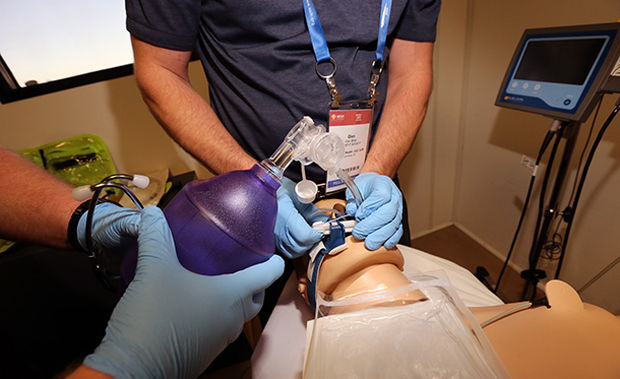 Glimpsing the Future of Nursing with Simulation