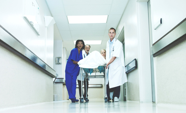 Keeping Hospitals in Good Health