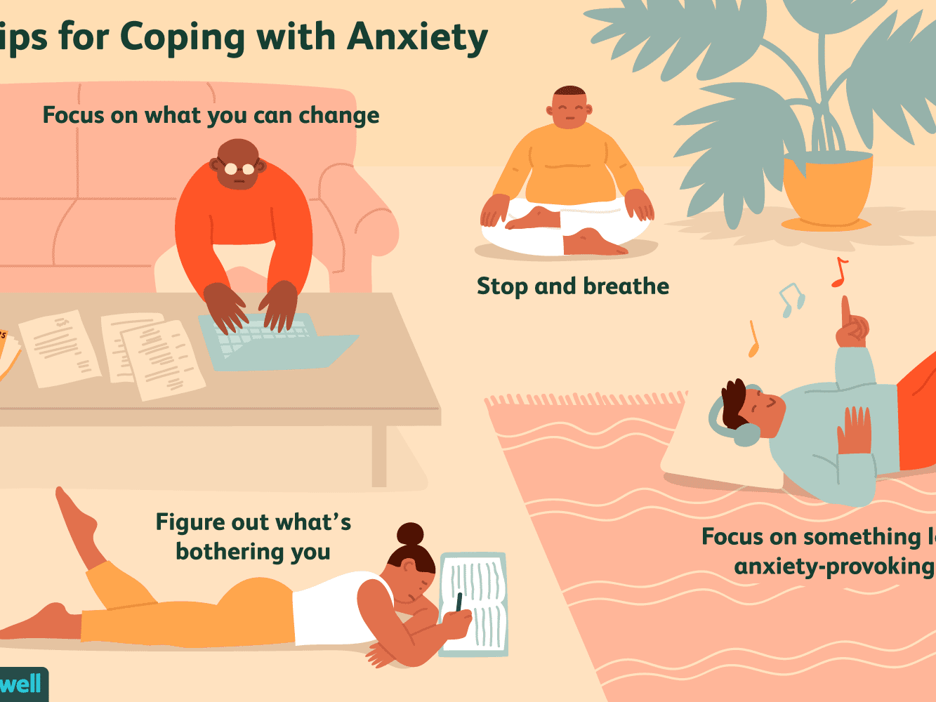 stop an anxiety attack